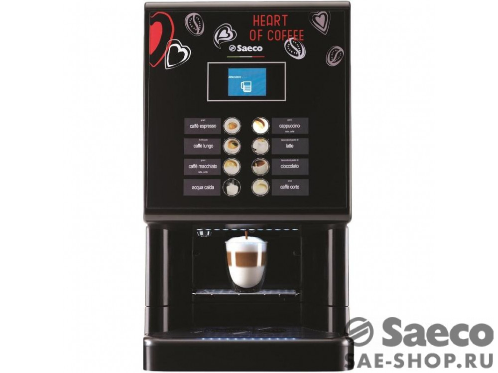 Evo Phedra Espresso 10004854 в фирменном магазине Saeco