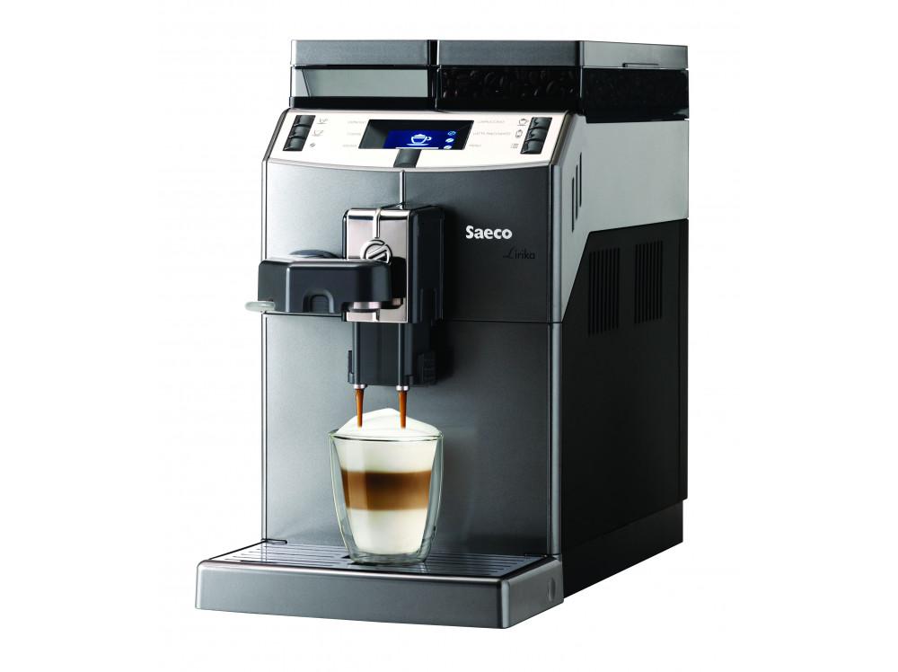 Lirika One Touch Cappuccino V4 10004768 в фирменном магазине Saeco