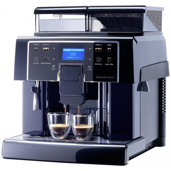 Автоматическая кофемашина Saeco Aulika Evo Black